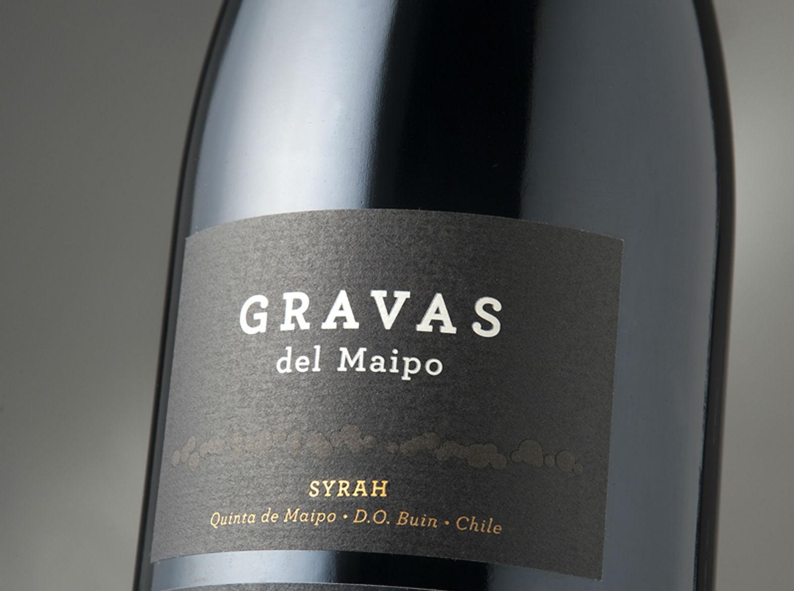 Gravas del Maipo 2016 entre los Top 100 Vinos De Los Andes