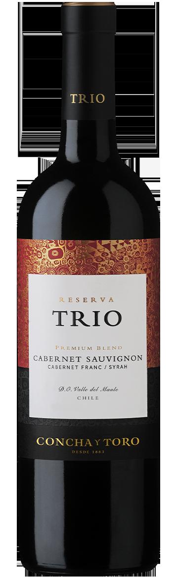 Trio Cabernet Sauvignon 2018