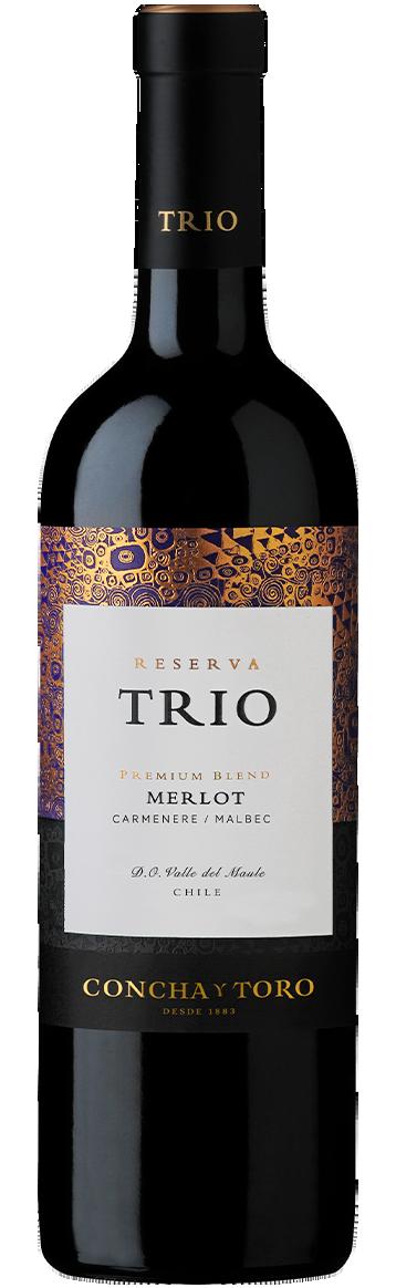Trio Merlot 2018