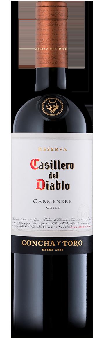 Casillero del Diablo Reserva Carmenere 2018