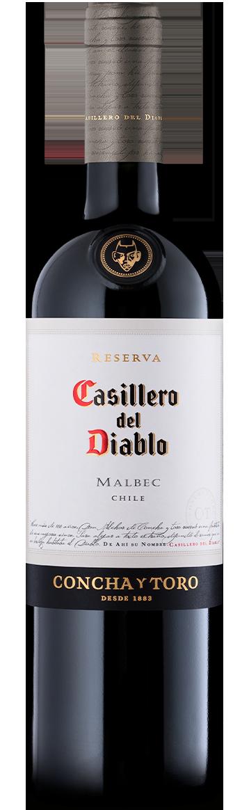 Casillero del Diablo Reserva Malbec 2018