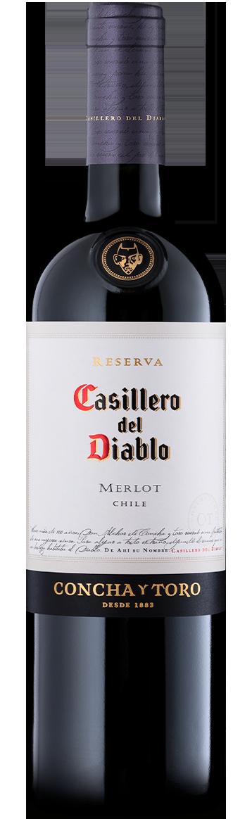 Casillero del Diablo Reserva Merlot 2018