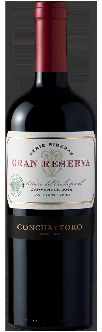 Gran Reserva Serie Riberas Carmenere 2018
