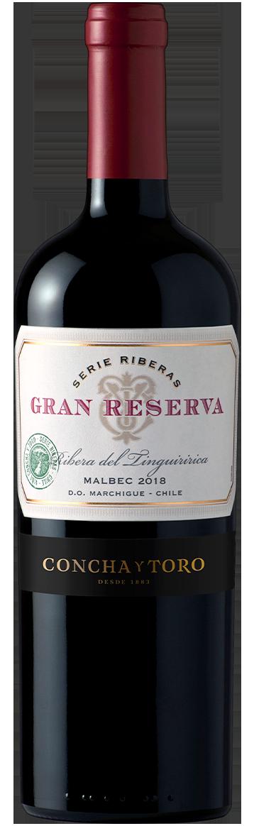 Gran Reserva Serie Riberas Malbec 2018