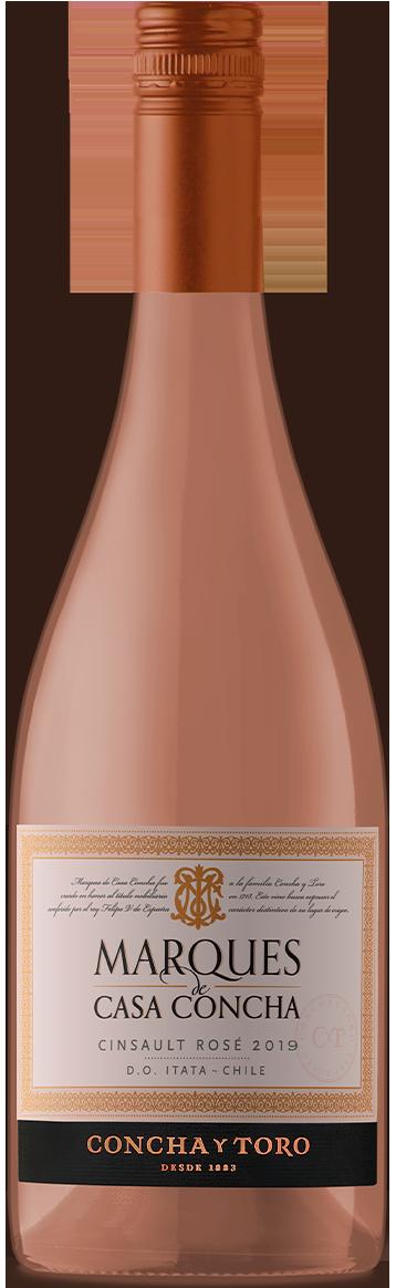 Marques de Casa Concha Rosé Cinsault 2019