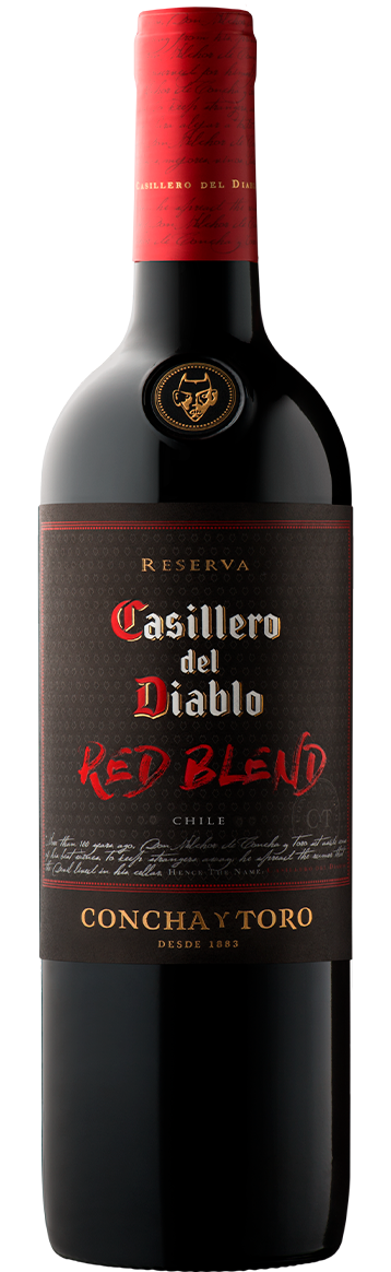 Casillero del Diablo Red Blend 2018