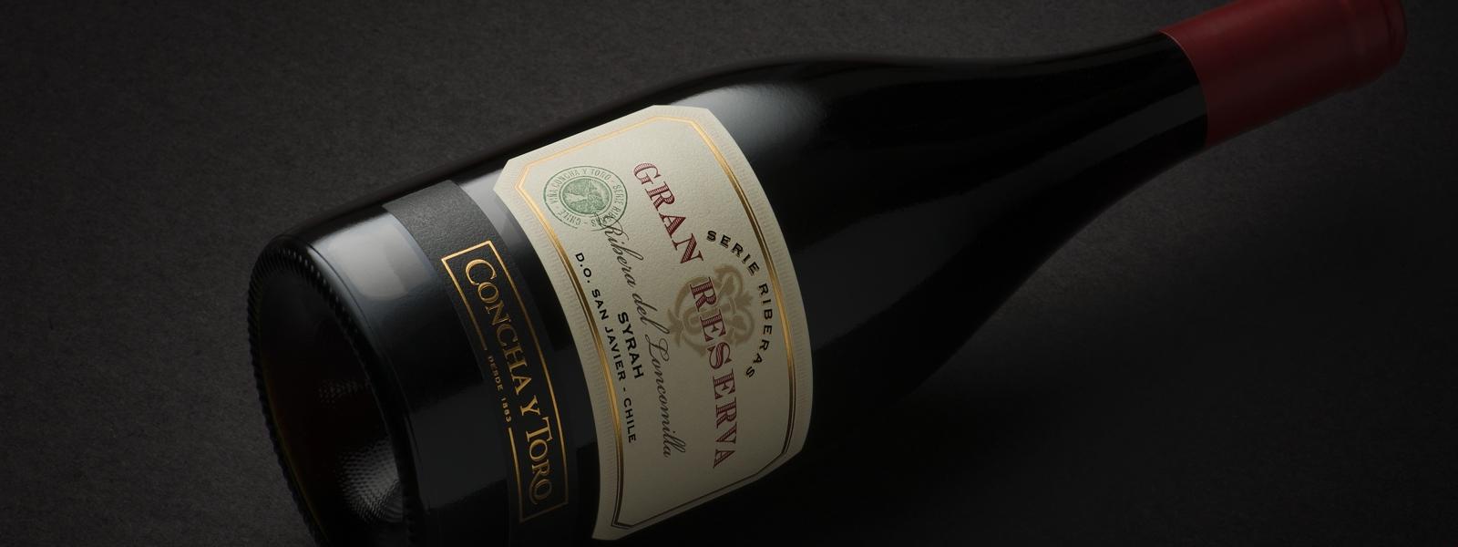Gran Reserva Serie Riberas Syrah 2016 entre los 100 Mejores Vinos bajo USD $30