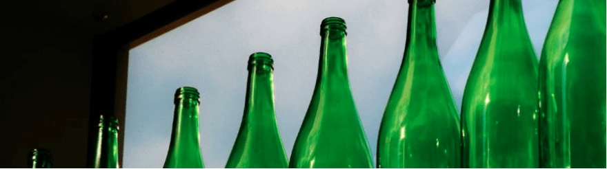 Light bottles: Sustainable innovation in our products
