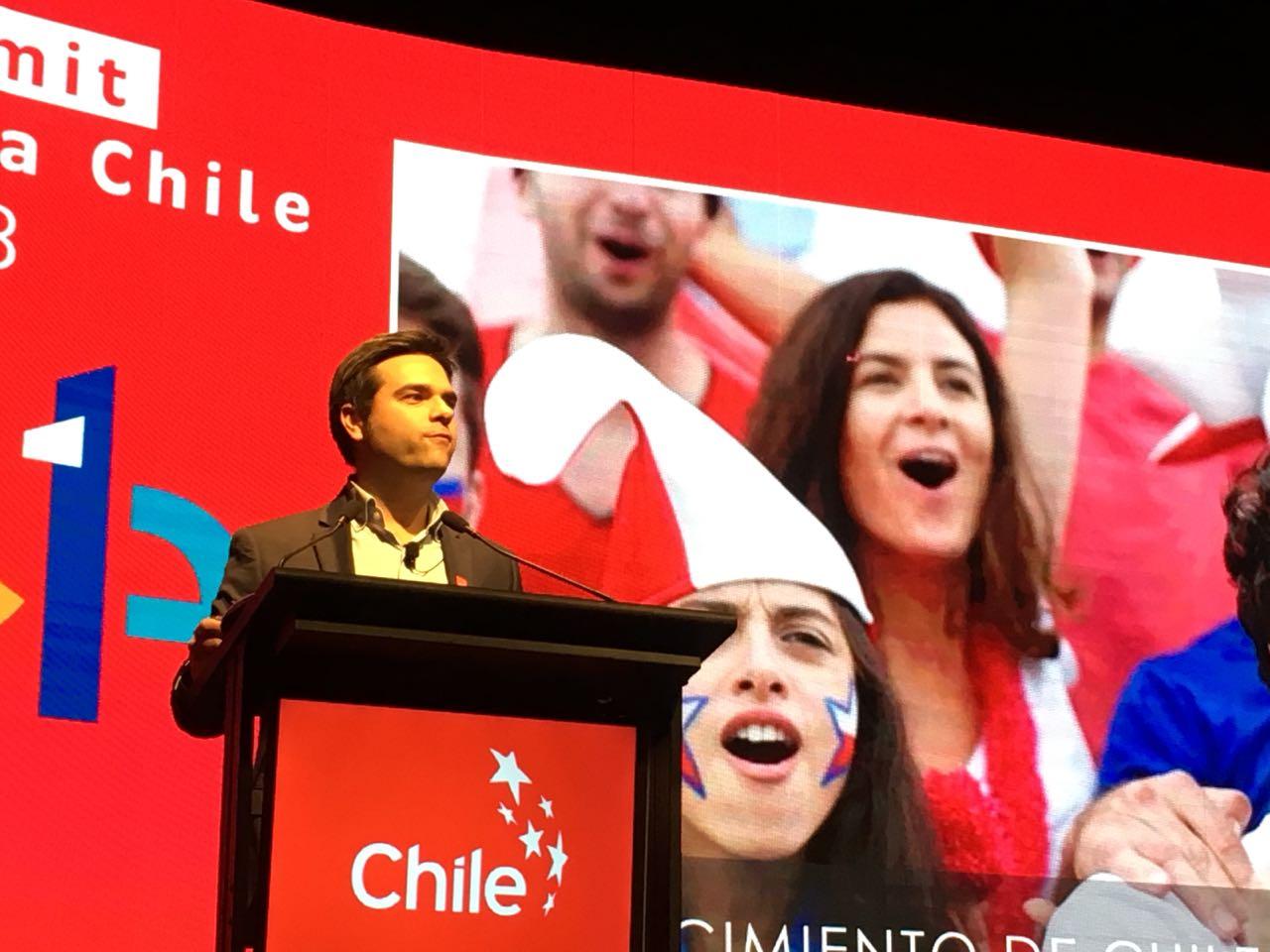 Concha y Toro expone caso de éxito en Summit Marca Chile 2018