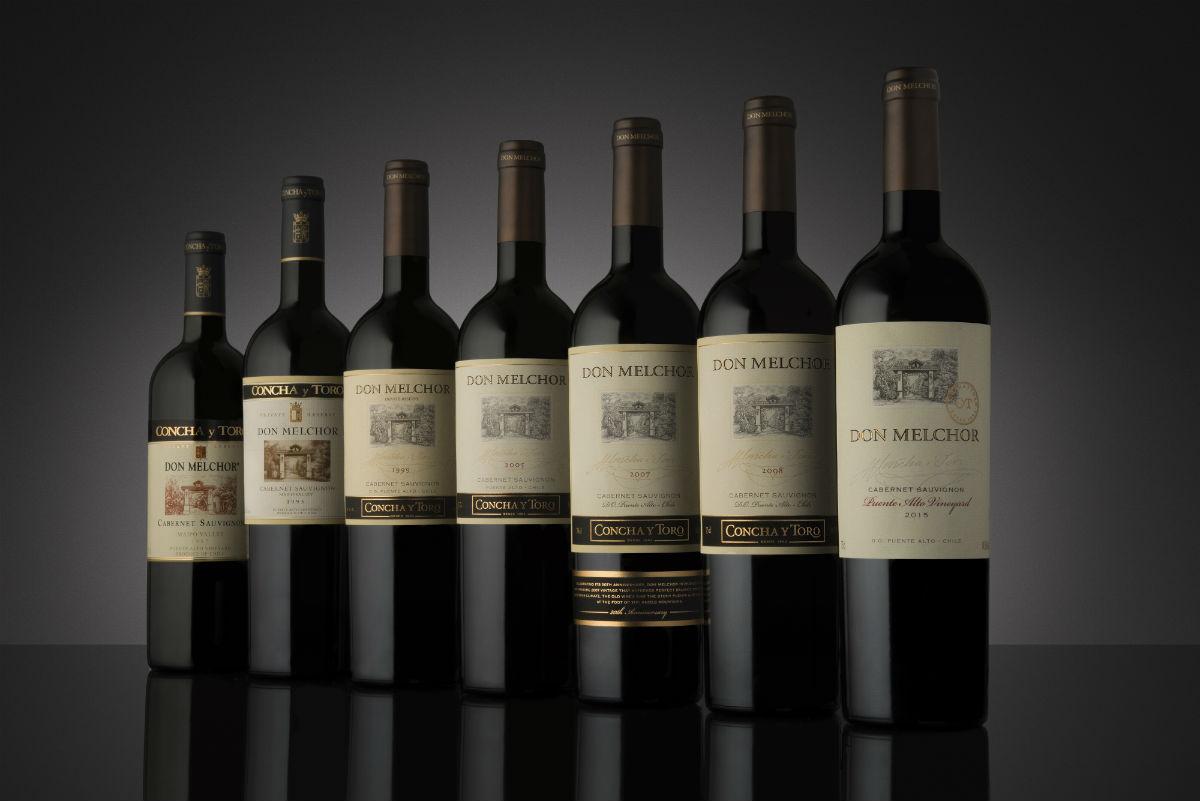 Decanter destaca a Don Melchor como el padre de los vinos íconos chilenos