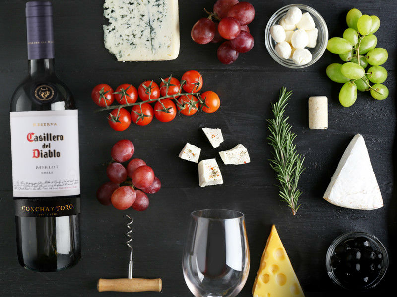 6 perfect food pairings to enjoy Merlot