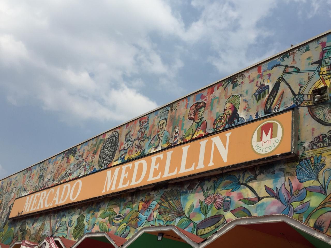 Mercado Medellin 30