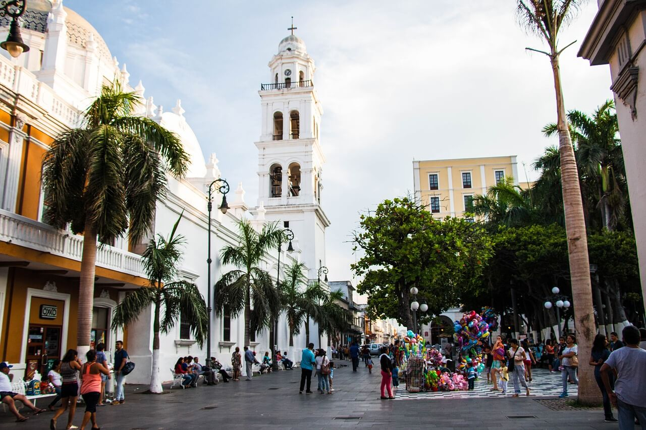 The charm of Veracruz and its gastronomy