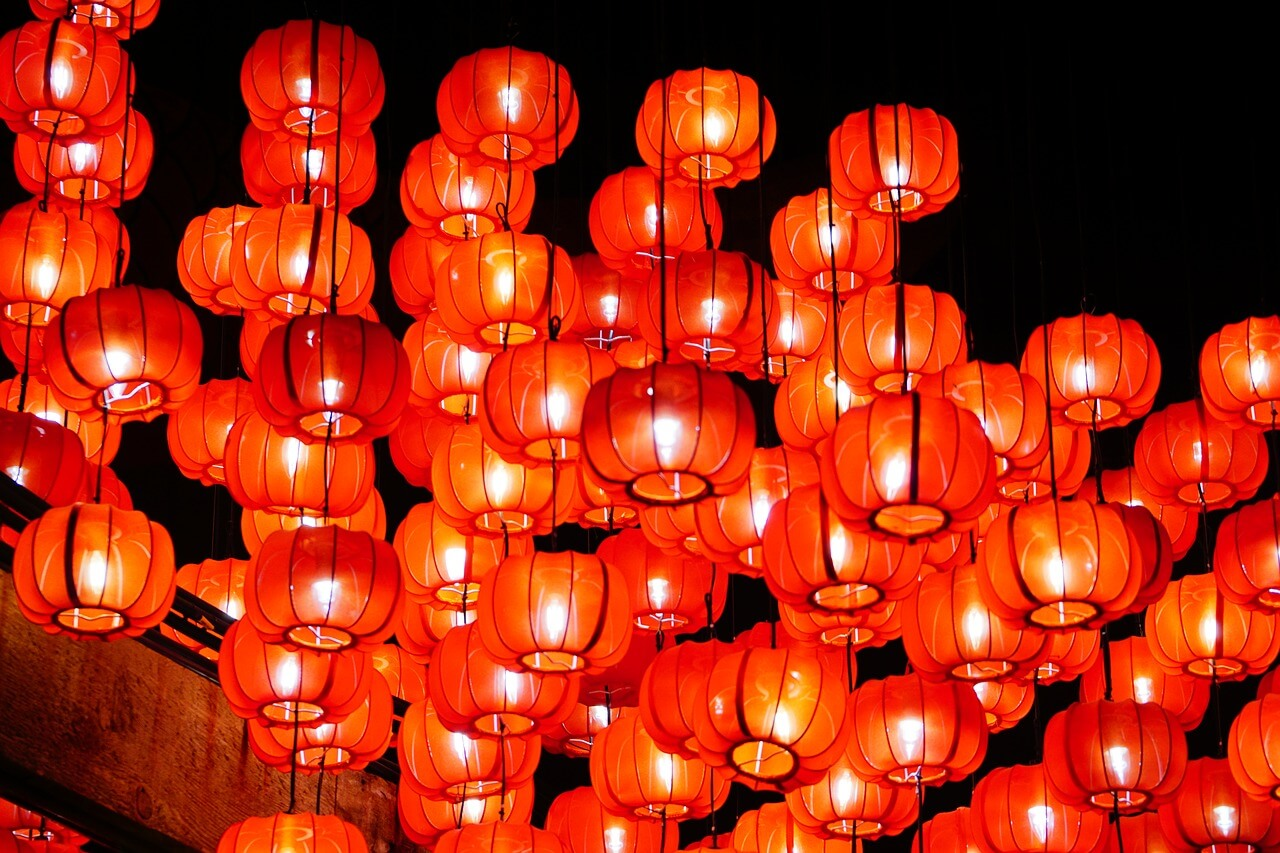 Celebrating Chinese New Year in Mexico City