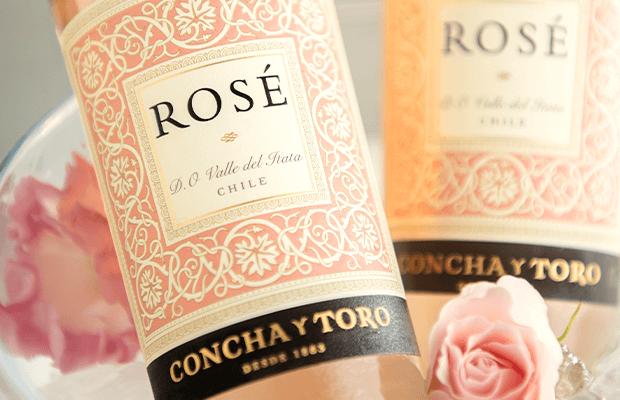 Concha y Toro sorprende con su nuevo Rosé