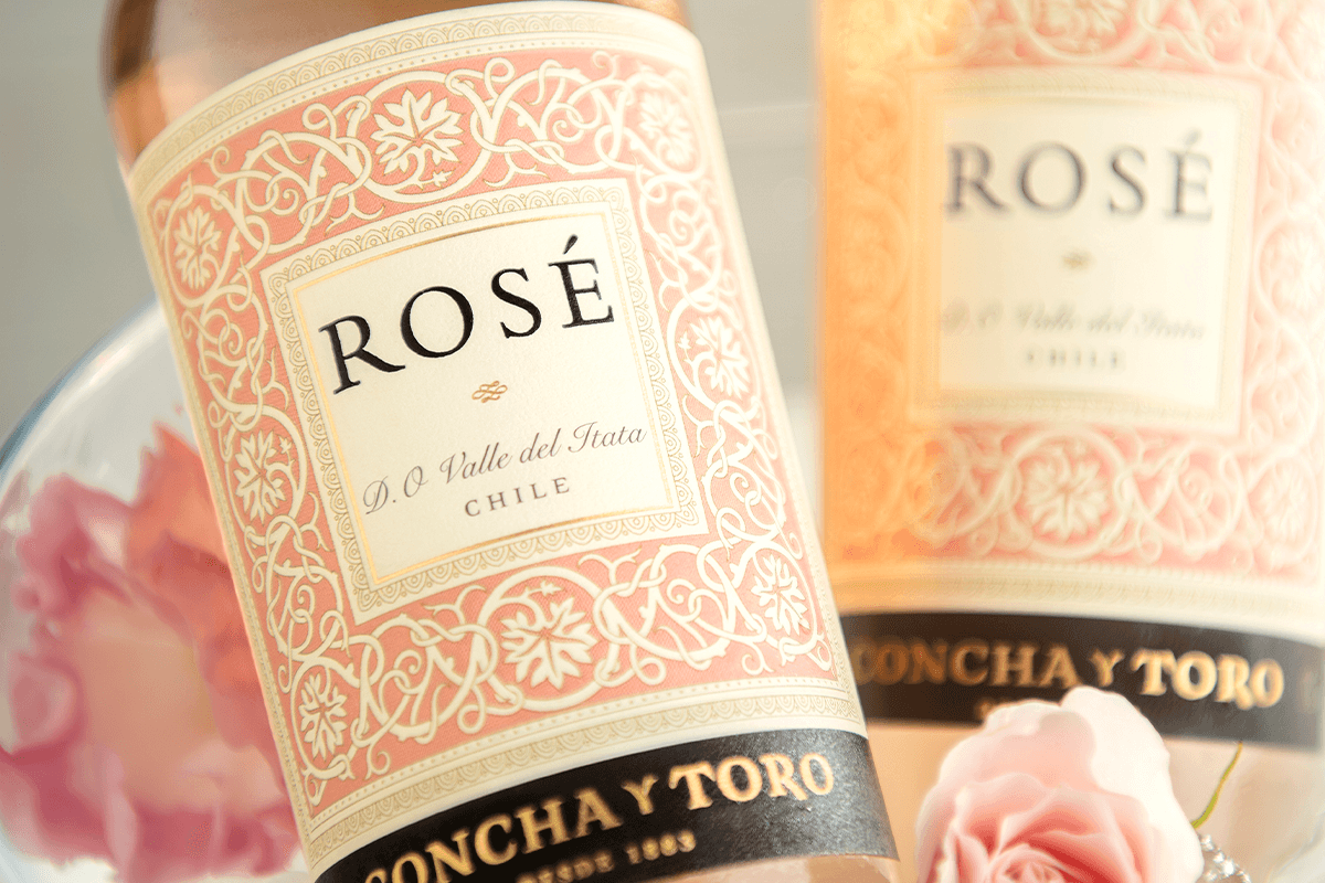 Concha y Toro surprises with it's new rosé