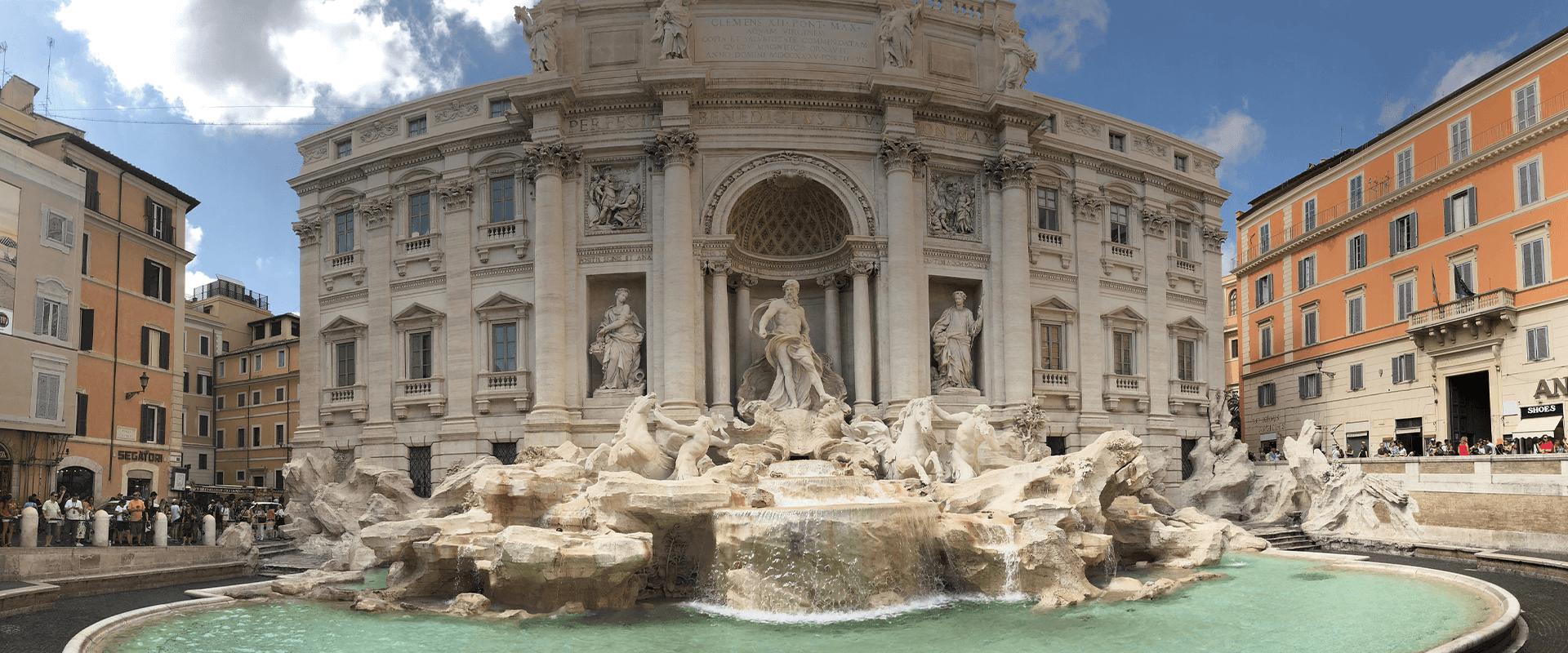 Descobrindo Roma e a gastronomia italiana