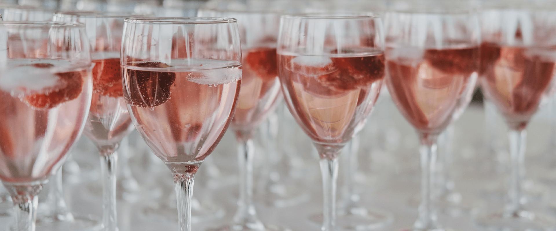 5 razões pelas quais o Rosé é um vinho ideal para ser apreciado todo o ano