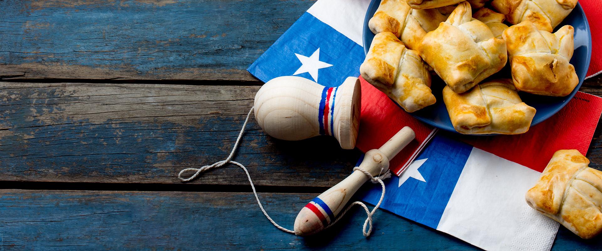 As festas nacionais chilenas do ponto de vistas de um estrangeiro