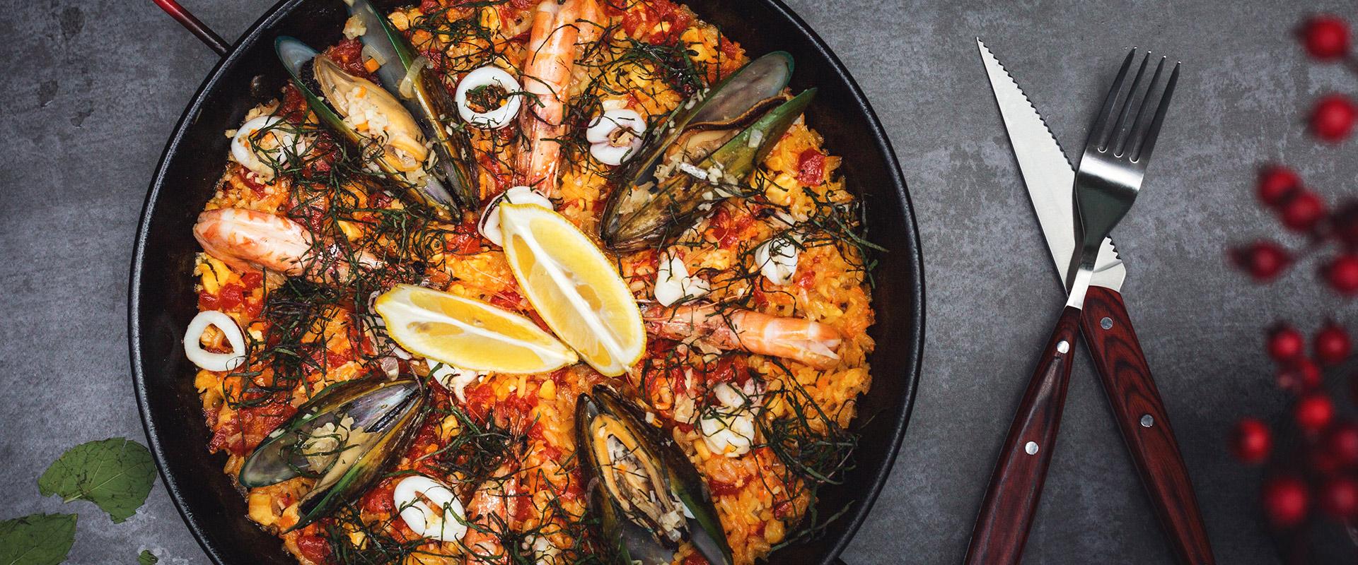 Comida española en tres tiempos y Trio Wines, un maridaje perfecto