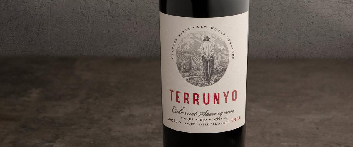 Terrunyo Cabernet Sauvignon 2017 obtém 93 pontos na publicação de Robert Parker, Wine Advocate