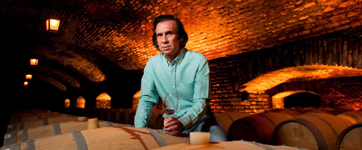 Ignacio Recabarren: Winemaking legend