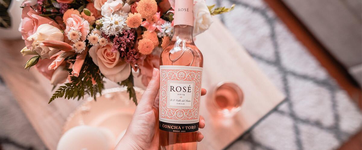 Guia para entender o rosé