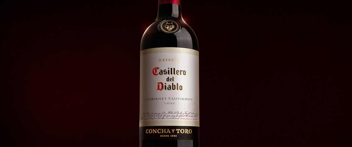 Casillero del Diablo en el Top 10 de las marcas de vino más vendidas en el mundo