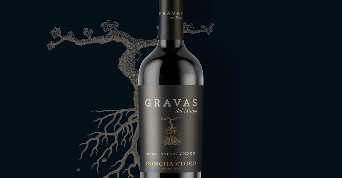 Wine Spectator destaca o Gravas Cabernet Sauvignon 2017 com 95 pontos